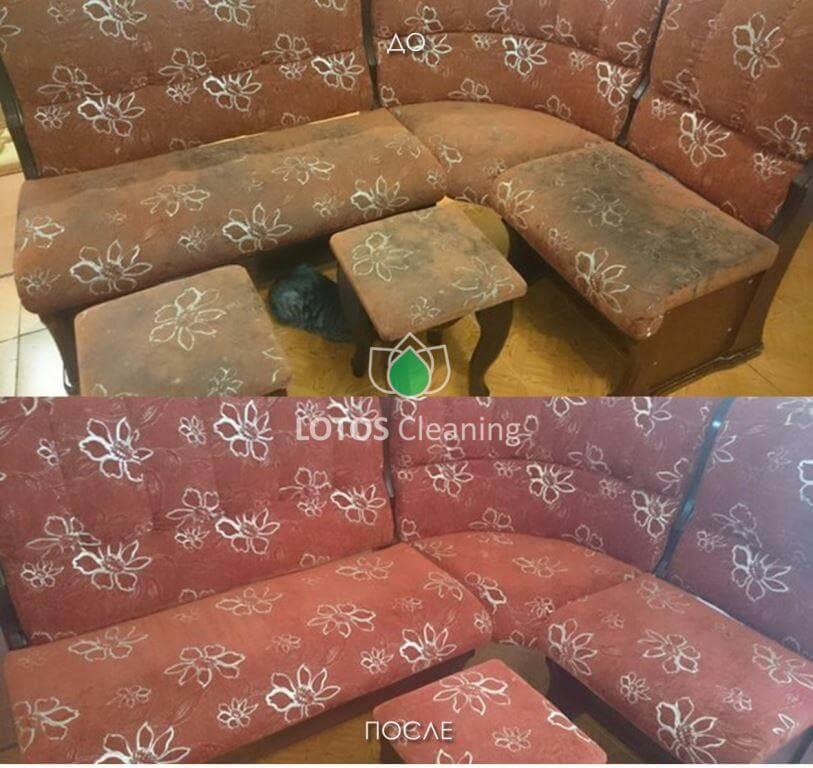 Химчистка мебели Белгород